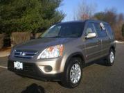 2006 Honda Cr-v Se 4x4 CAR FOR SALE