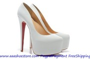 Wholesale Christian Louboutin Daffodile 160mm Patent Leather Platform