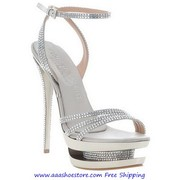 Wholesale Gianmarco Lorenzi Collector Rhinestone Embellished Platform