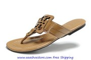Wholesale Tory Burch Patent LeaToryBurcher Miller Sandal 2 Beige Paypa