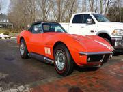 1969 CHEVROLET 1969 - Chevrolet Corvette