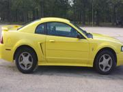 Ford 2002 Ford Mustang Base Coupe 2-Door