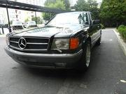 1990 Mercedes-Benz S-Class 560SEC