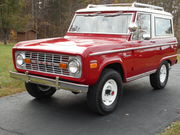1971 Ford Bronco Sport