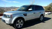 2011 Land Rover Range Rover Sport Luxuy Package