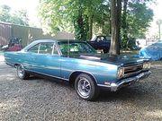 1969 Plymouth GTXSATELITE