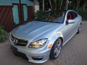 2013 Mercedes-Benz C-Class AMG with FACTORY 30HP PERFORMANCE INCREASE