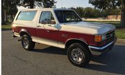 1989 Ford Bronco SUV