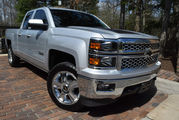 2015 Chevrolet Silverado 1500 EXTENDED CAR 4WD