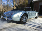 1966 ReplicaKit Makes Austin Healey 3000 Convertible