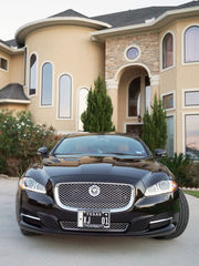 2012 Jaguar XJ Supercharged Sedan 4-Door