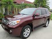 2010 Lexus GX AWD PREMIUM ONE OWNER!