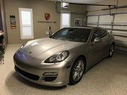 2010 Porsche Panamera S Hatchback 4-Door