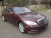 2013 Mercedes-Benz S-Class Base Sedan 4-Door