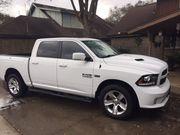 2014 Ram 1500 Sport Crew Cab Pickup 4-Door